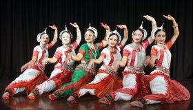 Madhumita Raut Odissi Group 4